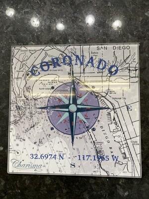 Blue Compass 8