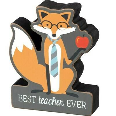 Chunky Sitter - Best Teacher Ever