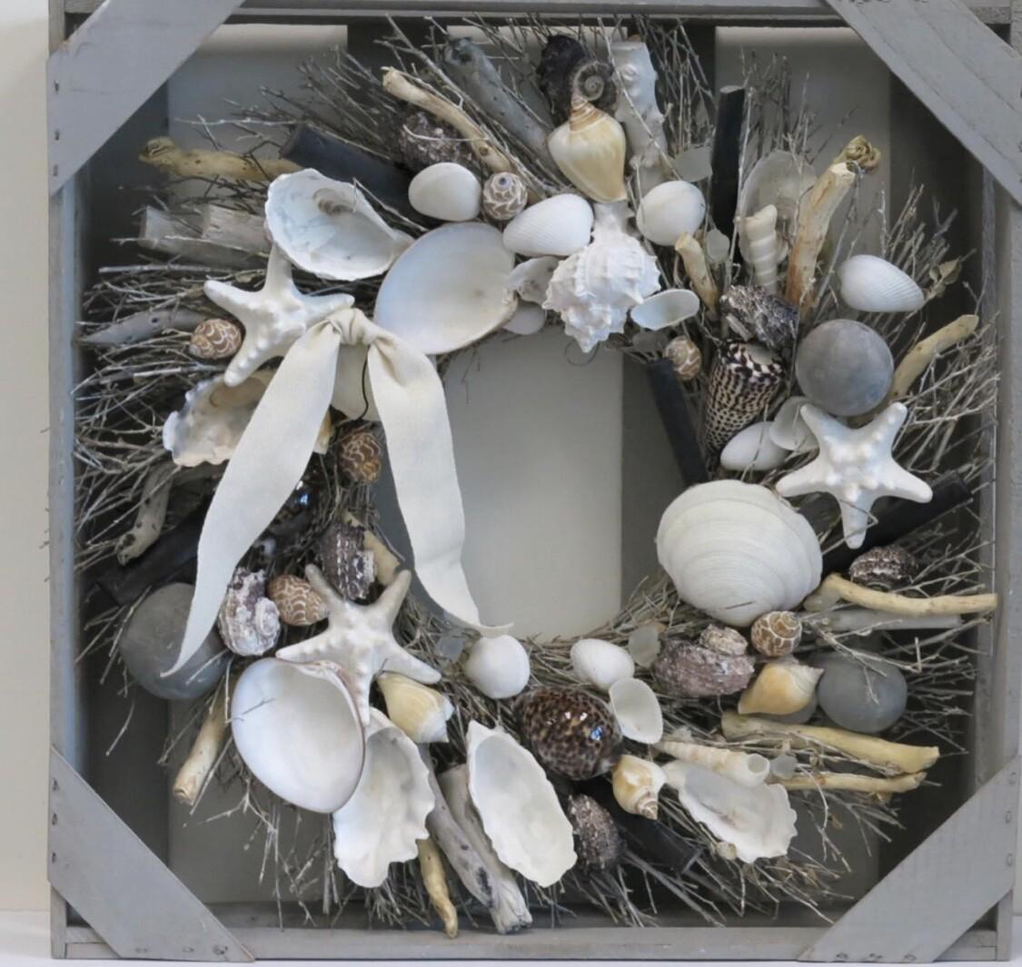 Malibu Shores Wreath