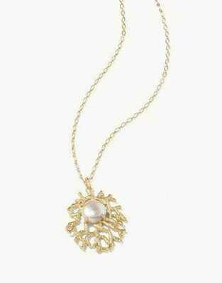 Coral Treasure Necklace 32