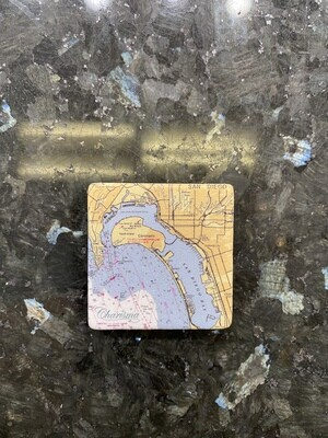 Coronado Map Magnet