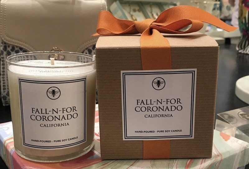 Candle - Fall-N-For-Coronado