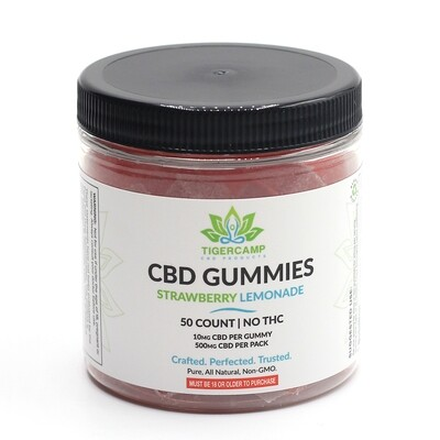 500mg CBD Gummies