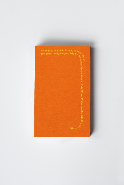 The Politics of Public Space - Volume Three