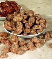 Praline Flavored Pecans 2LBS