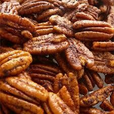 SPICY Chile Coated Pecans 2LBS
