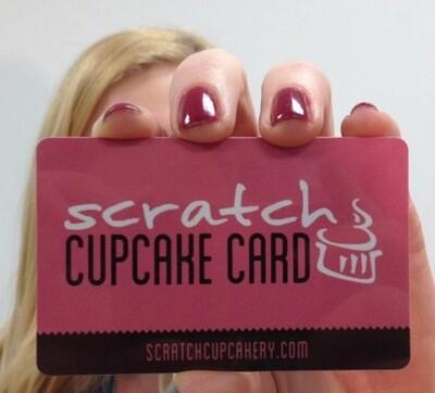 Scratch Gift Card