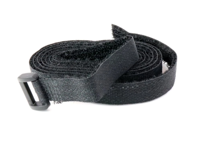 Velcro straps, 2 pieces (56 cm) with buckle to secure your seat-pad.