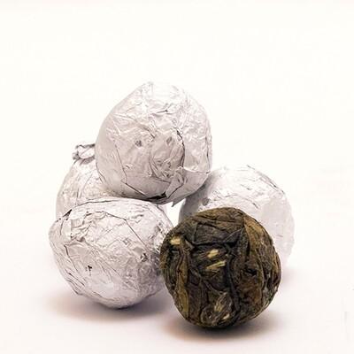 1009к Чай прессованный белый