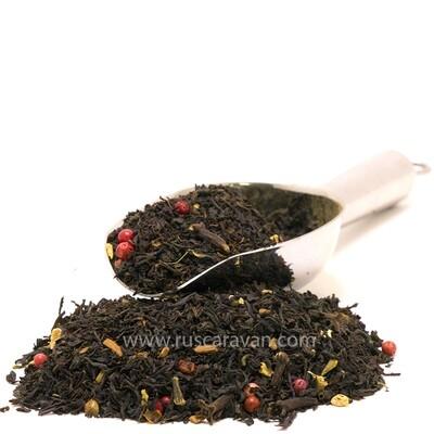 """7211D Чай черный ароматизированный """"Масала чай"""""""
