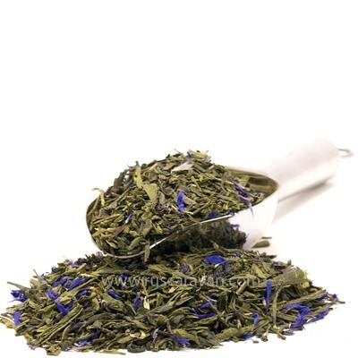 7214D Чай зеленый ароматизированный
