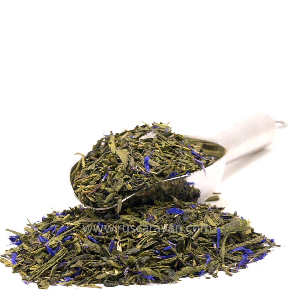 """7214D Чай зеленый ароматизированный """"Грин Грей"""""""