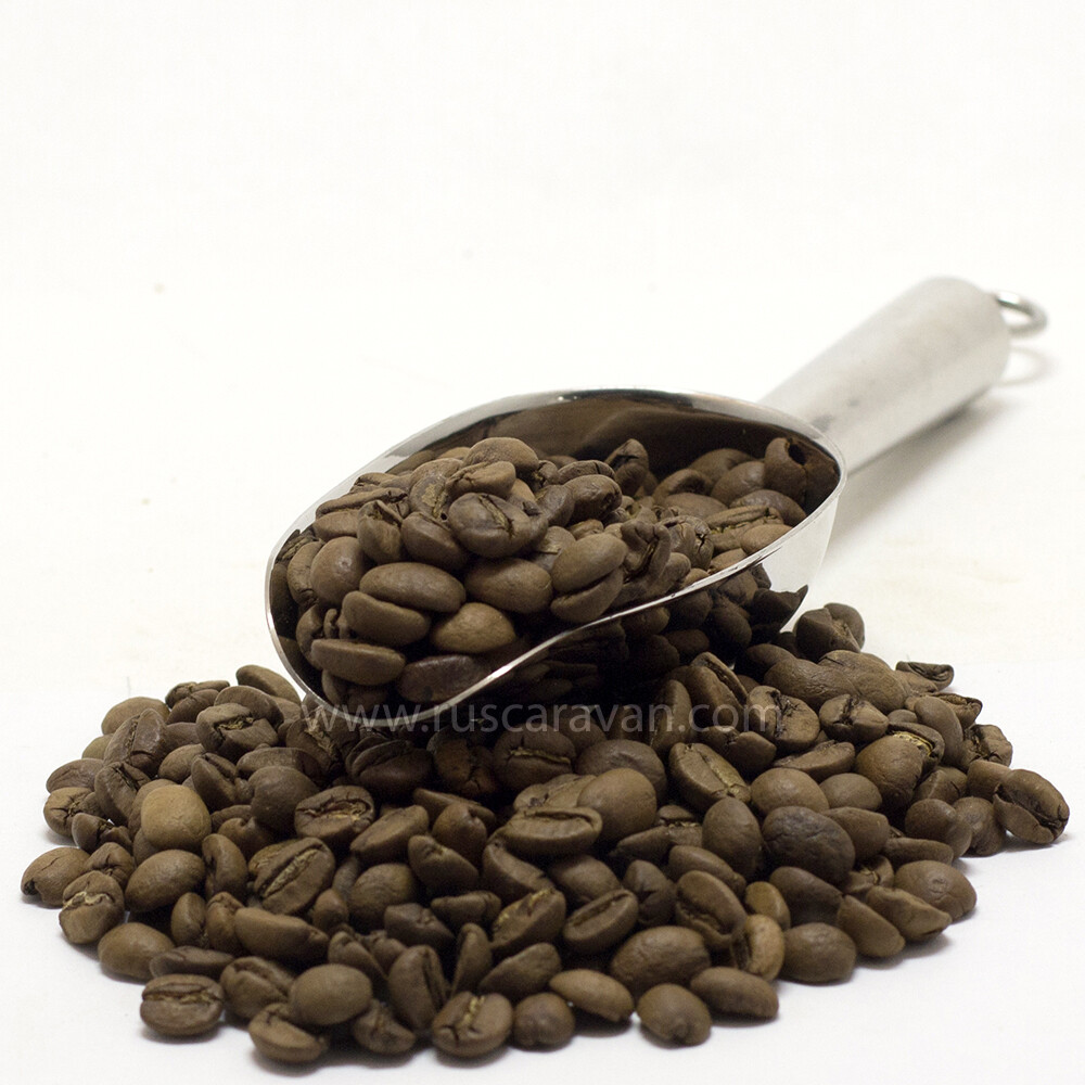 """1113к Кофе натуральный жареный в зернах Эспрессо смесь 60/40 """"BRAZIL++"""""""