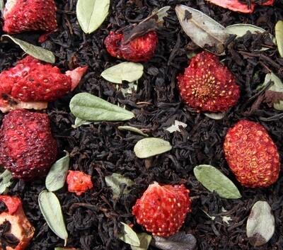 7710D Чай черный ароматизированный