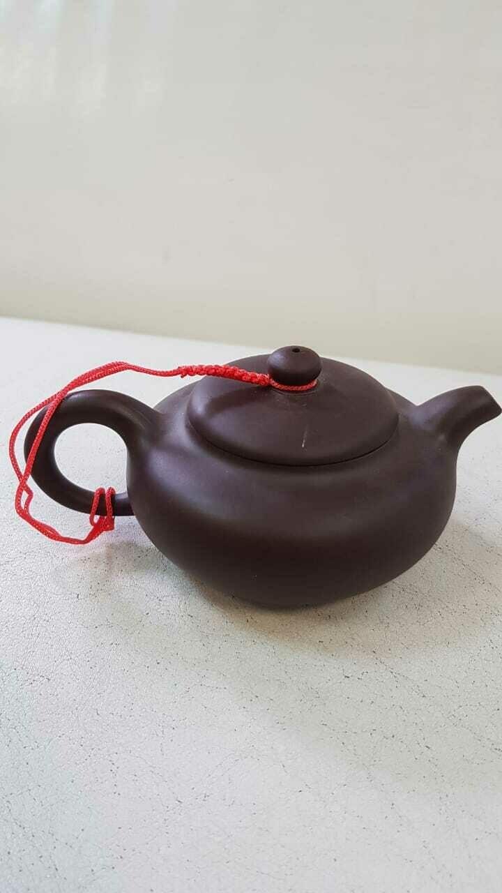 250011 Чайник ИСИН, глина