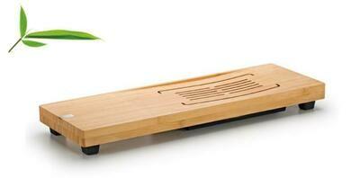 "213035 Чабань SAMADoyo ""МО-81"" без бортика, h=5,2см, размер 52*17,8см, бамбук натуральный"