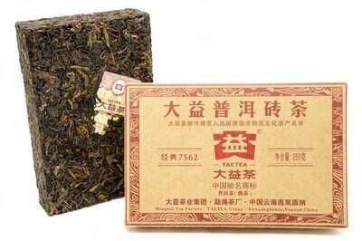 0457/2013 Чай прессованный черный