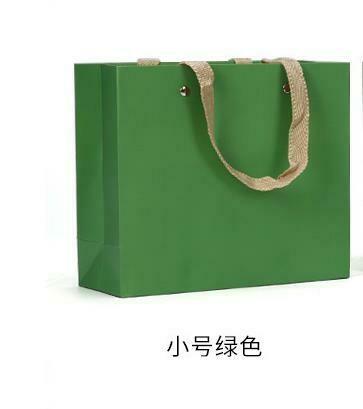 """269059.2 Пакет """"Подарочный"""" ручки текстиль h=17,5см, размер=20,5*7,5см, мел.бумага зеленый"""