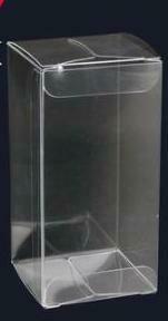 "293003 Коробка ""Прозрачная"" размер=8*6*5,3см, PET"