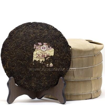 0350/2011 Чай прессованный черный
