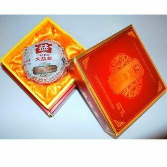 """0515к Чай прессованный черный """"Пуэр Шу """"Туаньча"""" (то ча, 357гр)"""