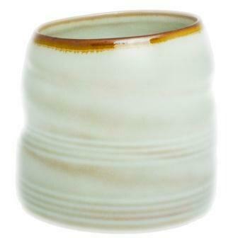 20305 Чашка 200мм без коробки, керамика, белая