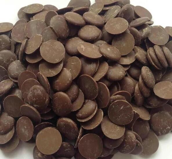 Какао-тертое CLT-S1, натуральное, монетки