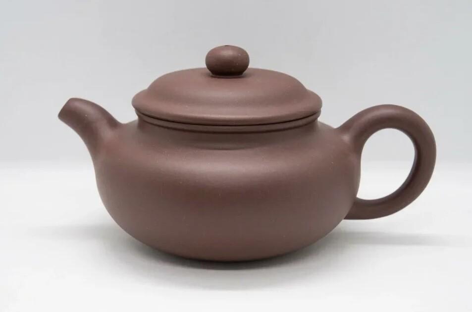 """259039 Чайник ИСИН """"Фангу"""" 250мл, глина коричневый"""
