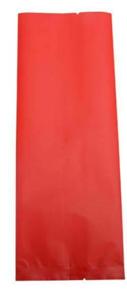 """269037 Пакет """"Для пробников"""" h=13см, размер=5,5*2,7см, пластик красный"""