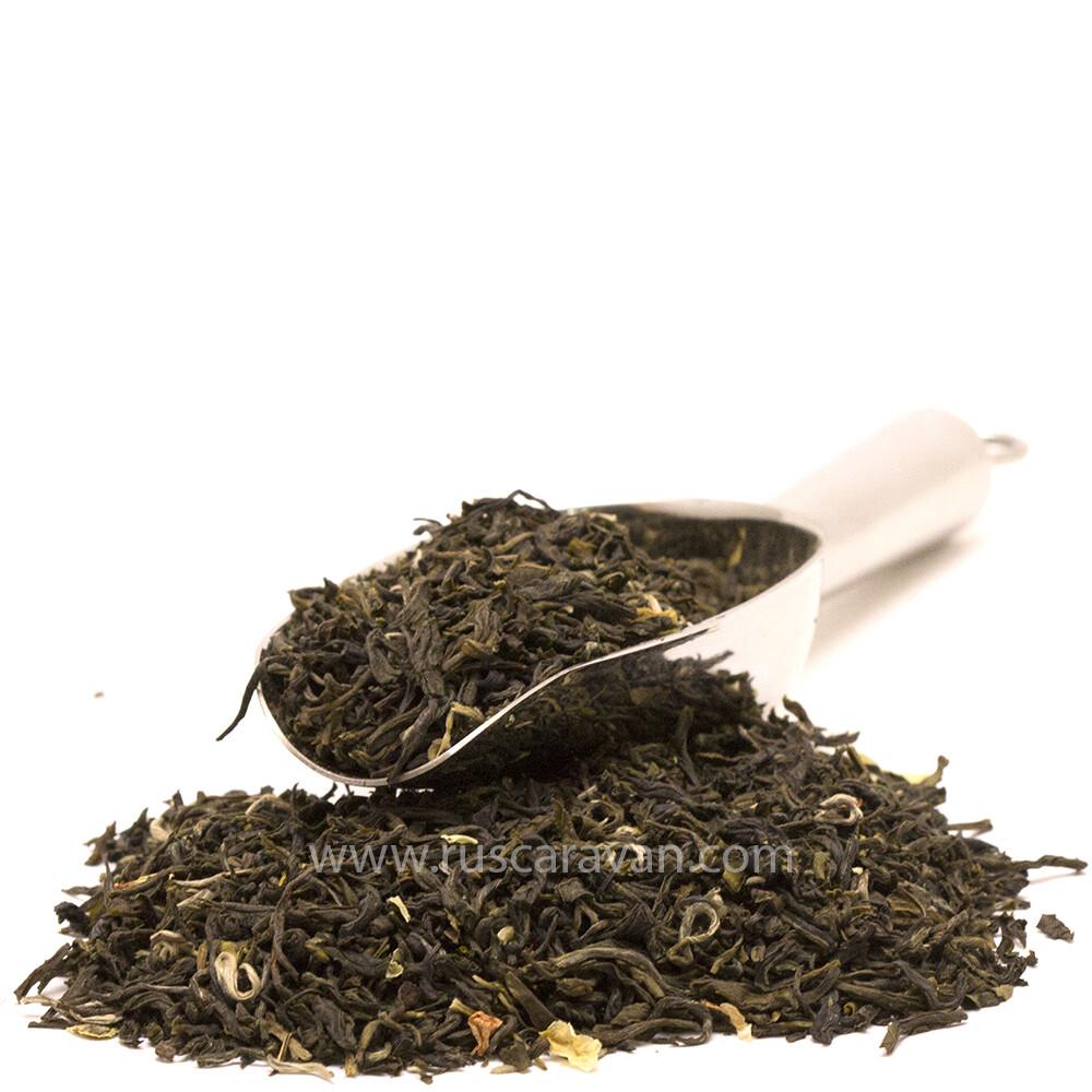 """0221к Чай зелёный жасминовый """"Моли Инь Хао"""" классический"""