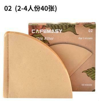 301071 Фильтр для воронки упак.40 шт, бумага