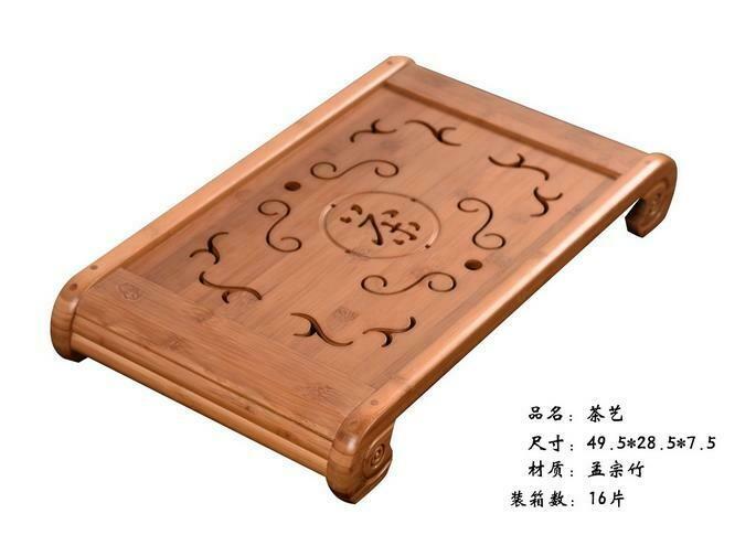 """300006 Чабань """"Чайный свиток""""  размер 49,5*28,5*7,5  см, бамбук"""