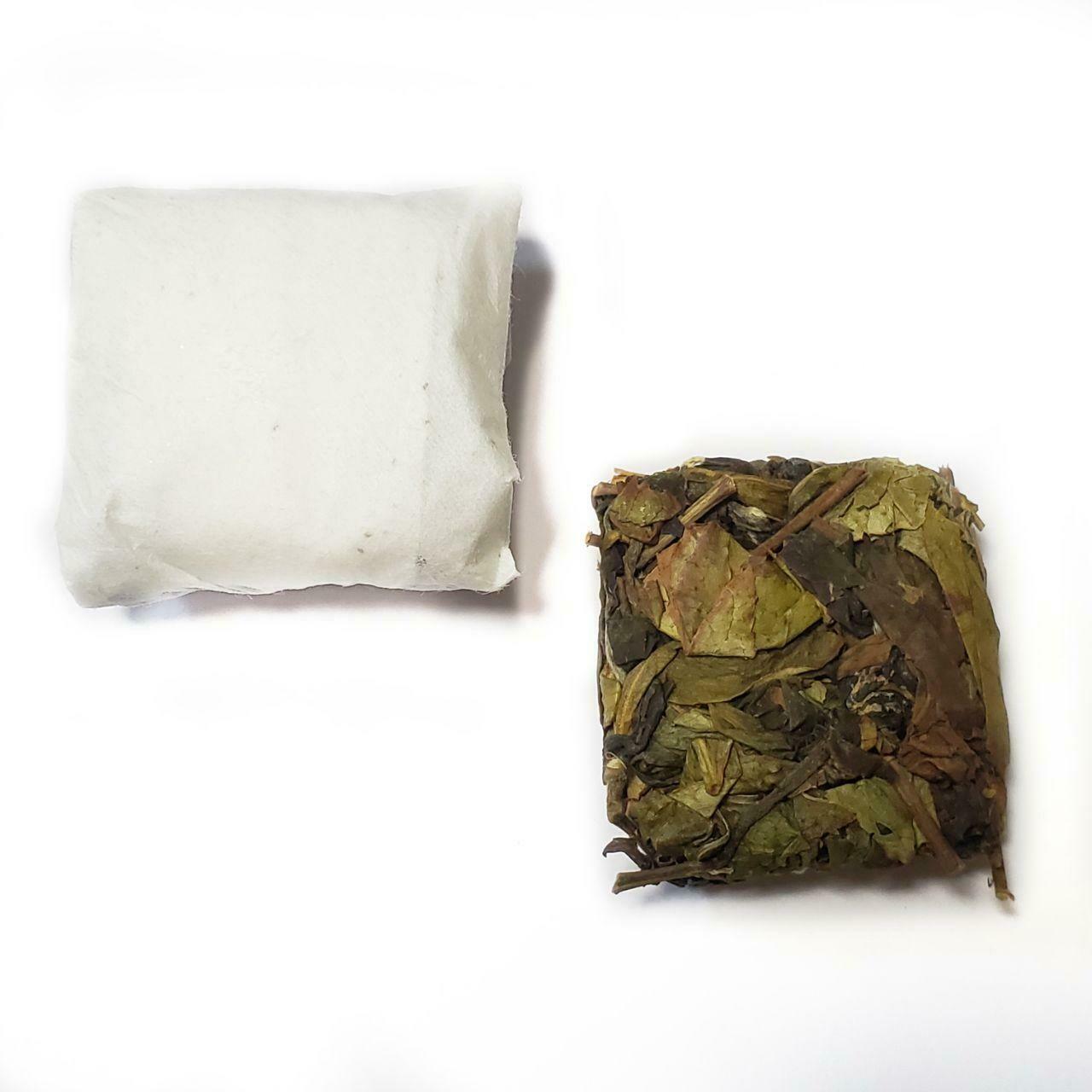 """59204 Чай прессованный улун """"Шуйсянь"""", маленький квадрат"""