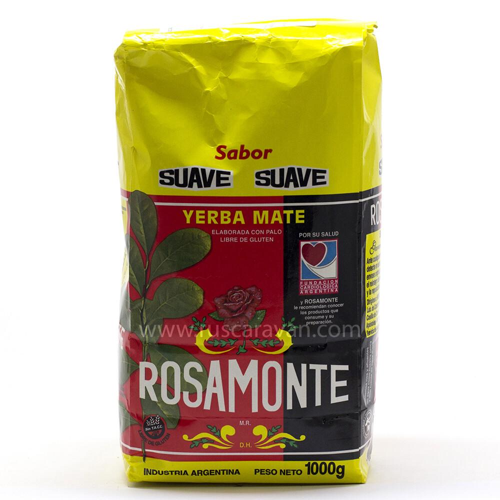 """049 Мате """"Rosamonte Suave"""" 1 кг"""