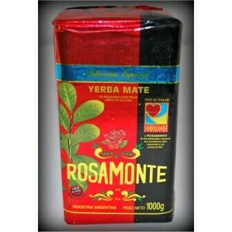 "055 Мате ""Rosamonte Особый"" 1 кг"