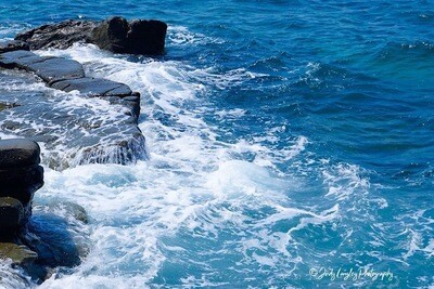 Mooloolabah Splashing Rocks
