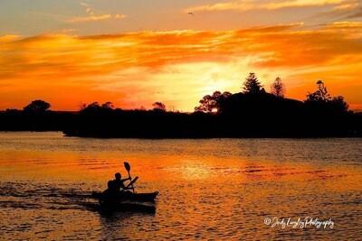 Maroochy River Sunset