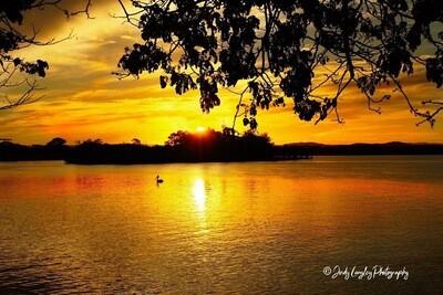 Maroochy River Sunset2