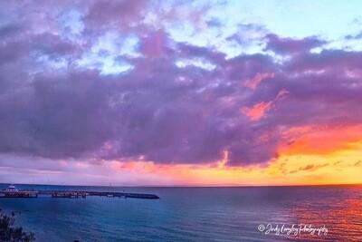 Redclife Sunrise