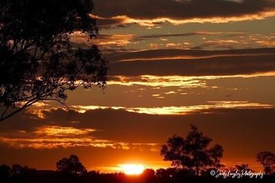 Sunset Roma