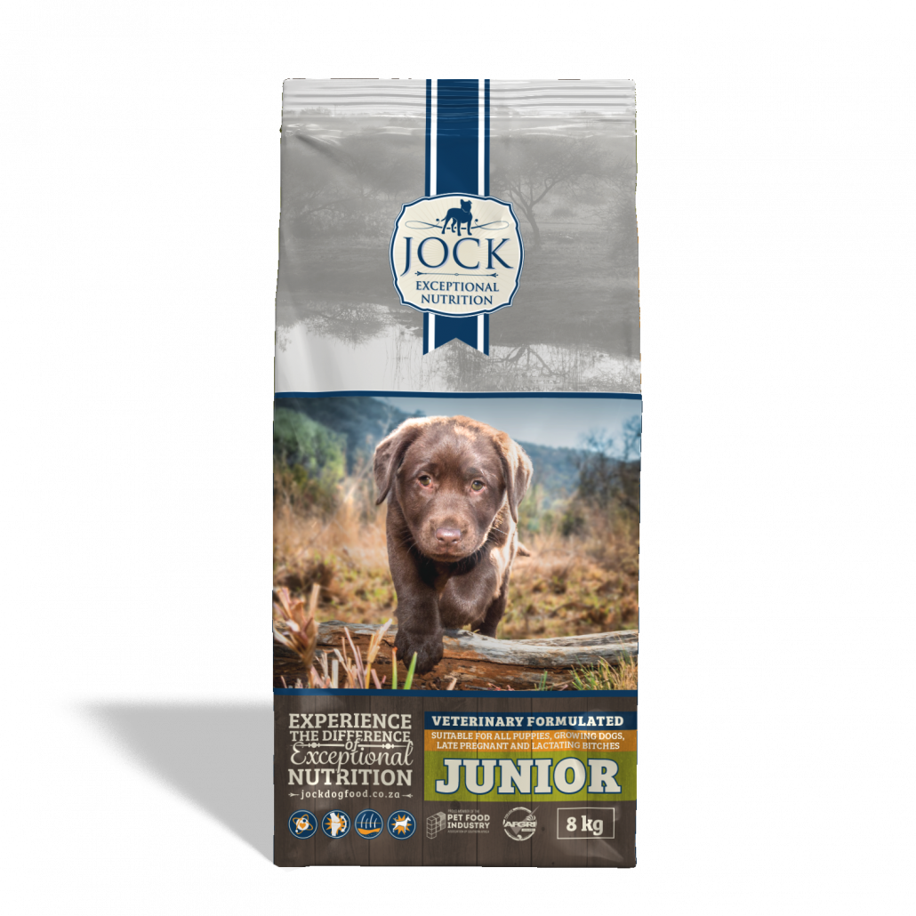 Jock Junior Dog Food
