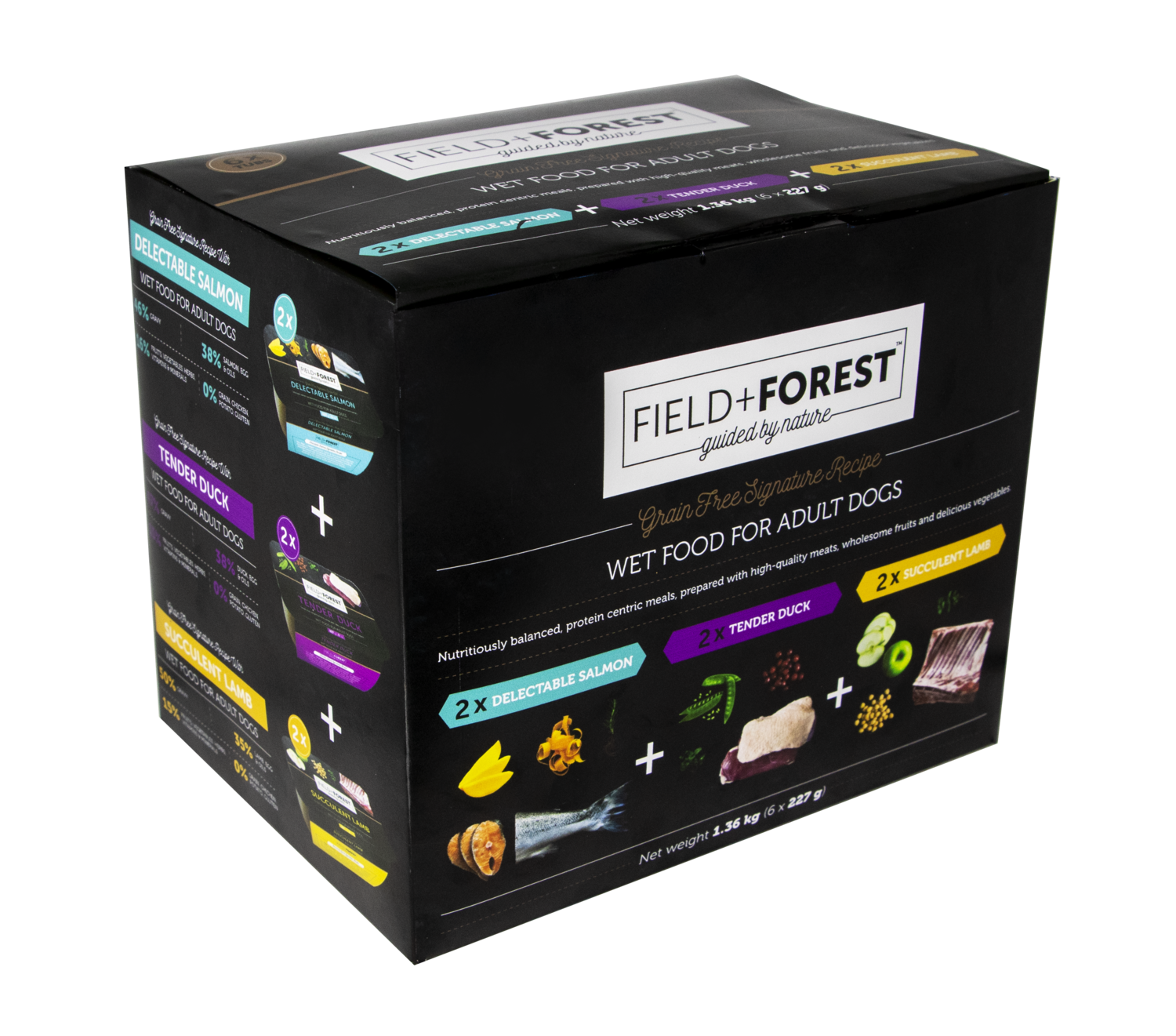Field & Forest - Wet Food (Combo Pack)