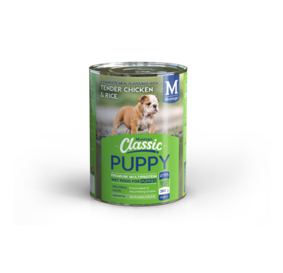 Montego Classic Wet Dog Food - Puppy