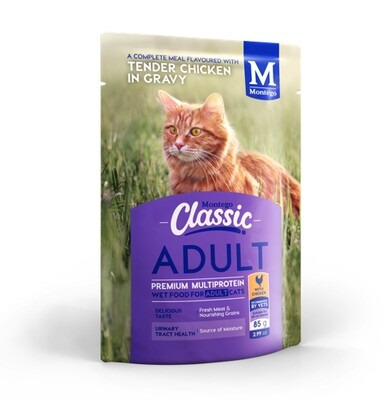 Montego Classic Wet Cat Food - Adult Cat