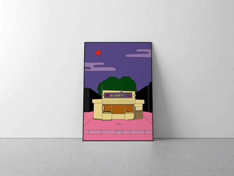 Snackbar Peppie