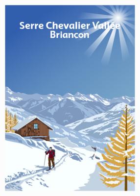 #3 Serre Chevalier Vallée Briançon