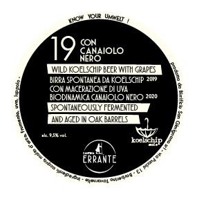 19 CON CANAIOLO NERO