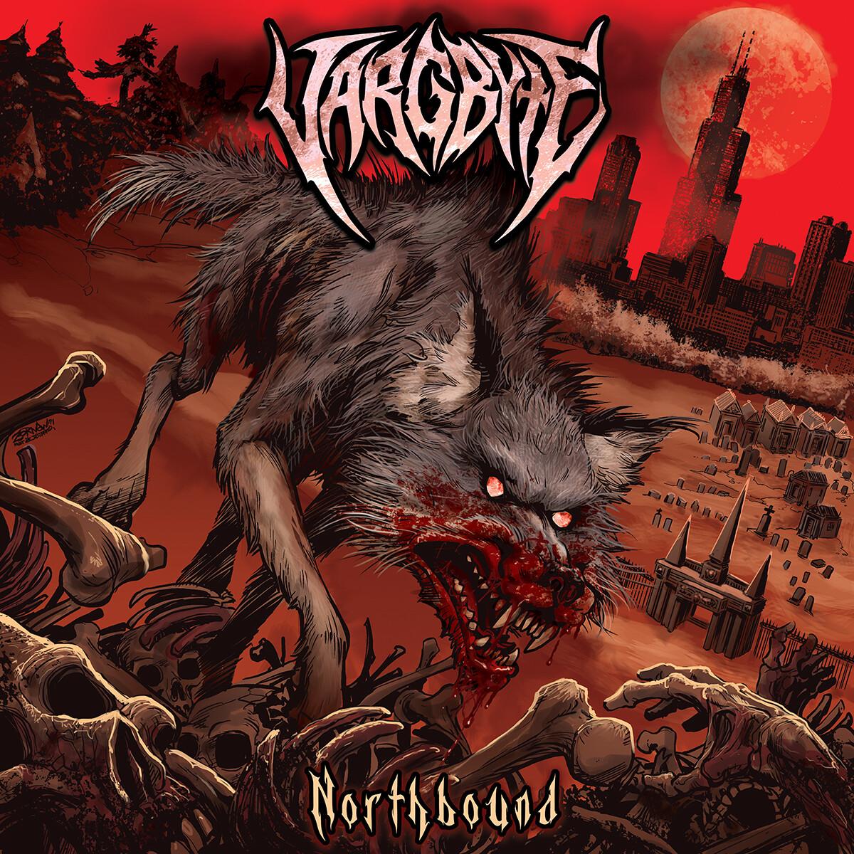 "VARGBYTE ""Northbound"" CD"