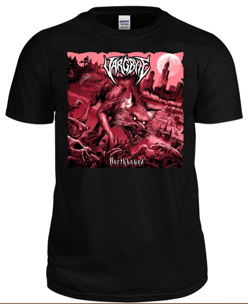 "VARGBYTE ""Northbound"" T-Shirt"