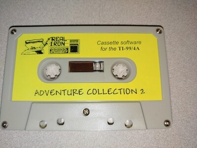Real Iron - ADVENTURE COLLECTION 2 cassette